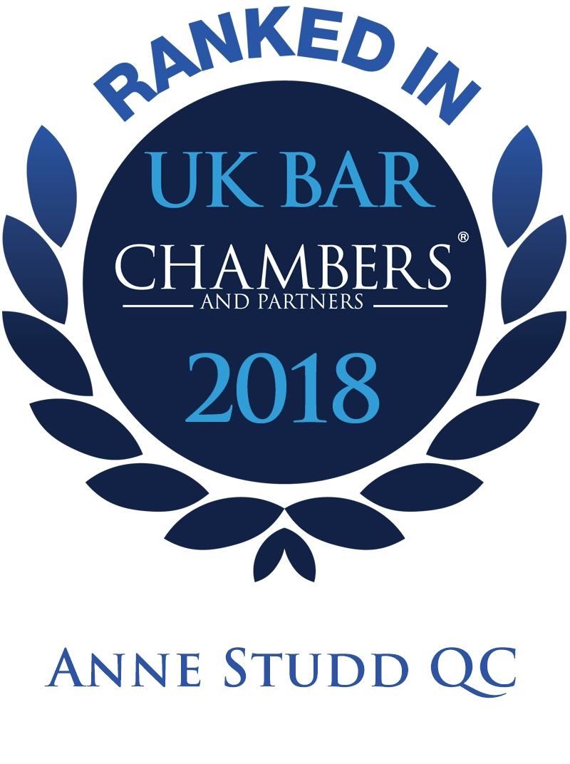 Anne Studd QC Awards