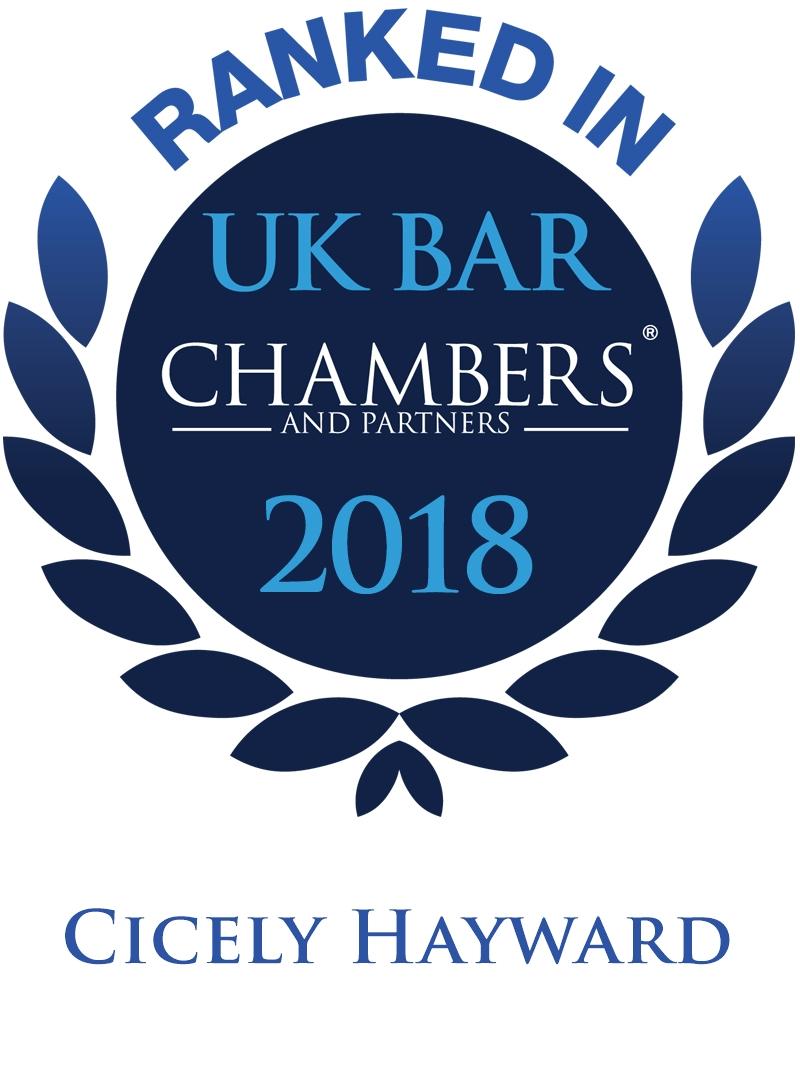 Cicely Hayward Awards