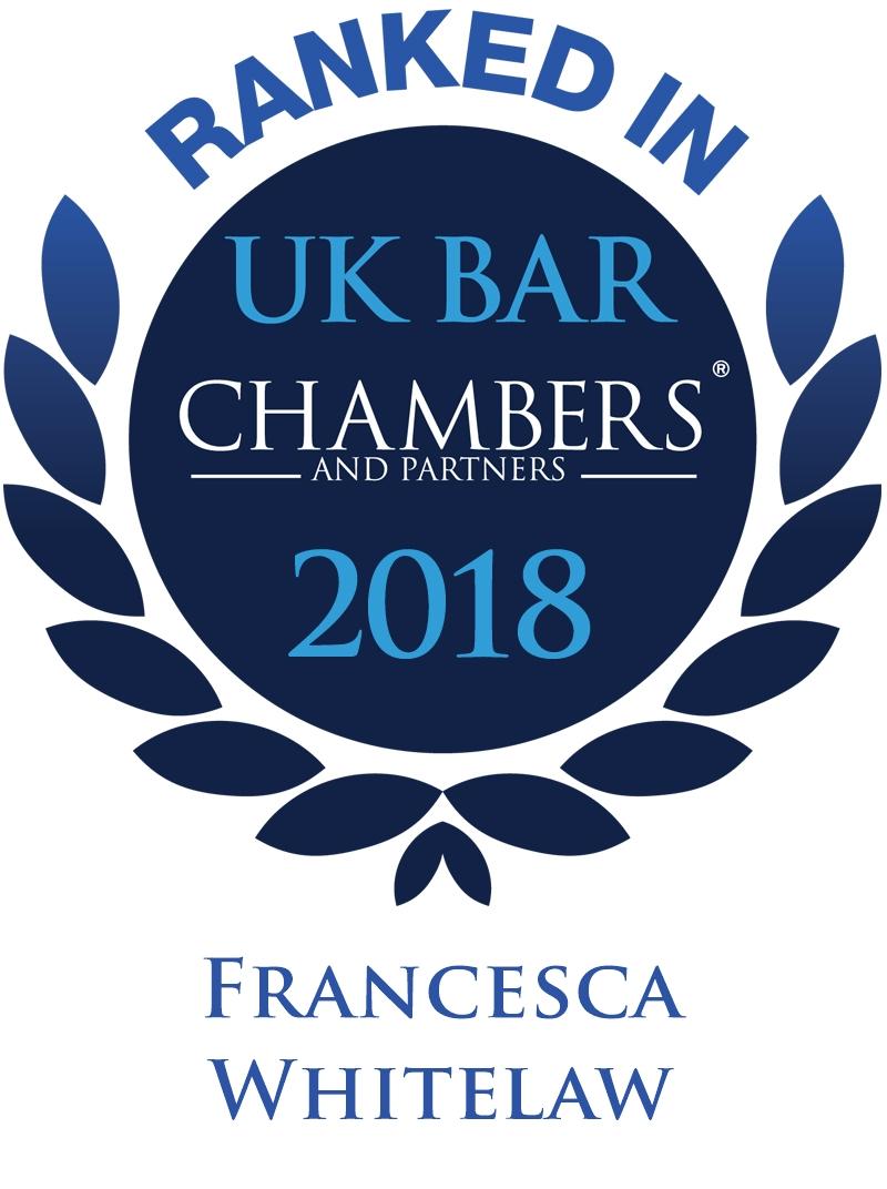 Francesca Whitelaw Awards