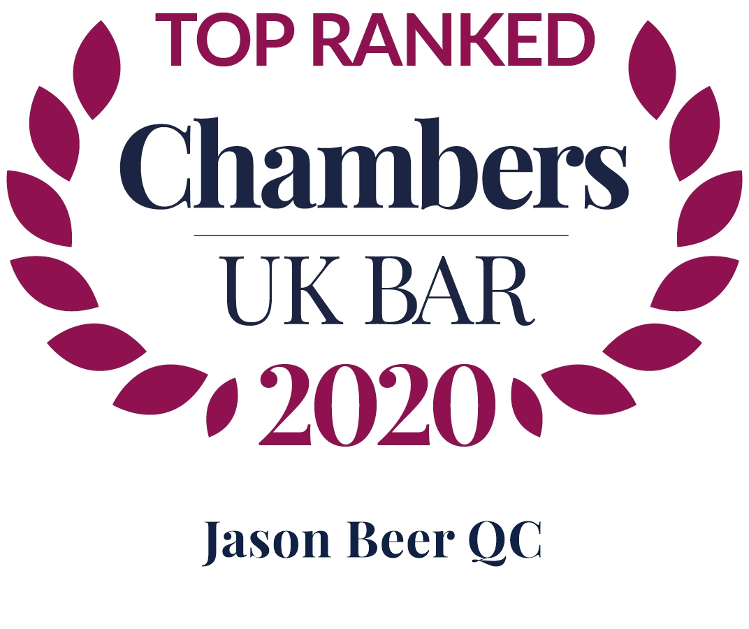 Jason Beer QC Awards