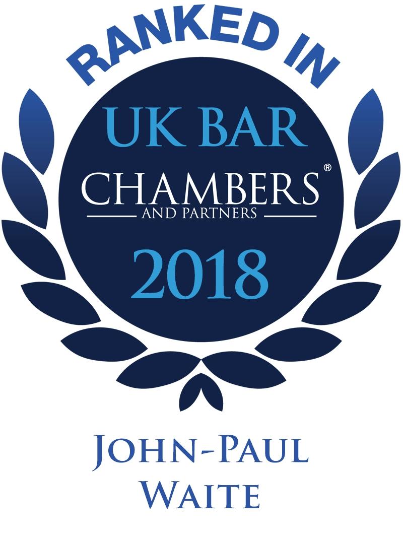 John-Paul Waite Awards