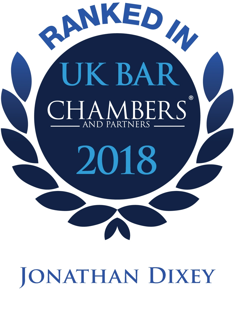 Jonathan Dixey Awards