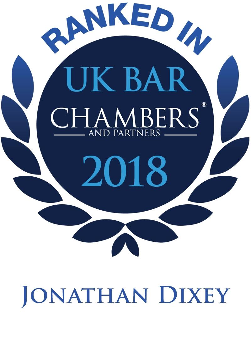 Jonathan Dixey Awards